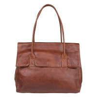 Cowboysbag Bag Sheffield Schoudertas 1079 Cognac