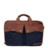 "Cowboysbag Bag Conway Laptoptas 15.6"" Cognac 2022"