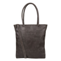 "Cowboysbag Bag Woodridge Schoudertas 15"" Storm Grey 2049"