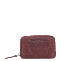 Cowboysbag Purse Macon Portemonnee Burgundy 2110