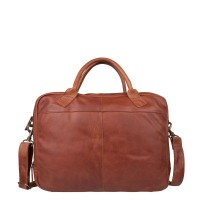 Cowboysbag Laptoptas Bag Sterling 1288 Cognac