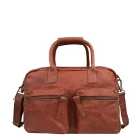 Cowboysbag Schoudertas The Bag Small 1118 Cognac