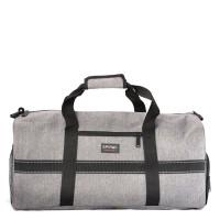 Spiral Duffel Bags SP Crosshatch Grey
