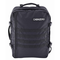 CabinZero Military 36L Lightweight Adventure Bag Absolute Black