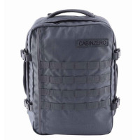 CabinZero Military 28L Lightweight Adventure Bag Military Grey