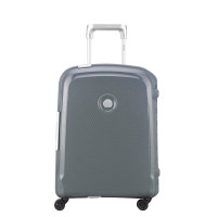 Delsey Belfort Plus Spinner Cabin Trolley Slim 55 Grey