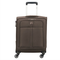 Delsey Maloti Trolley Cabin Slim 4 Wheel 55 Brown