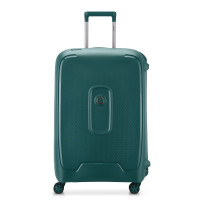 Delsey Moncey 4 Wheel Trolley 69 Green