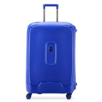Delsey Moncey 4 Wheel Trolley 76 Navy