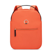 "Delsey Securstyle 1-Compartment Laptop Backpack 13"" Coral"