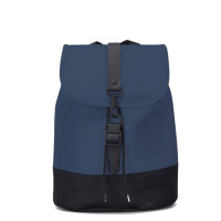Rains Original Drawstring Backpack Blue