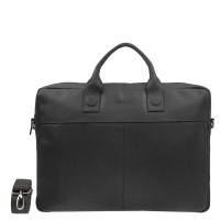 DSTRCT Fletcher Street Business Laptoptas 17'' Black 016720
