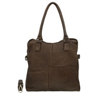 DSTRCT Stonehill Road Shopper Taupe