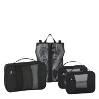 Eagle Creek Pack-it Original 4-Wheel Carry On Set Black
