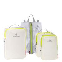 Eagle Creek Pack-it Specter 4-Wheel Carry-On Set White