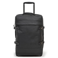 Eastpak Tranverz S Trolley Black Ink Leather TSA