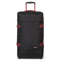 Eastpak Tranverz L Trolley Black-Red TSA