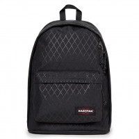 Eastpak Out Of Office Rugzak Levelled Black
