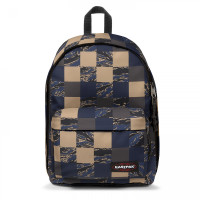 Eastpak Out Of Office Rugzak Camopatch Navy