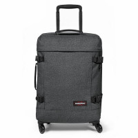 Eastpak Trans4 S Trolley Black Denim TSA