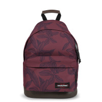 Eastpak Wyoming Rugzak Leaves Merlot