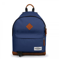 Eastpak Wyoming Rugzak Into Tan Navy