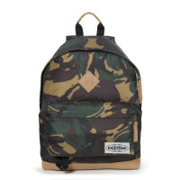 Eastpak Wyoming Rugzak Into Camo