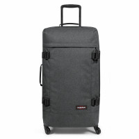 Eastpak Trans4 L Trolley Black Denim TSA