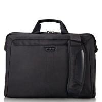 "Everki Lunar Laptop Briefcase 18.4"" Black"