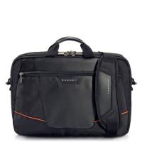 "Everki Flight Laptop Briefcase 16"" Black"