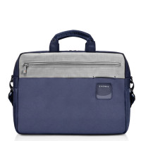 "Everki ContemPRO Commuter Laptop bag Briefcase 15.6"" Navy"