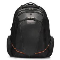 "Everki Flight Laptop Backpack 16"" Black"