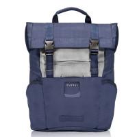 "Everki ContemPRO Roll Top Laptop Backpack 15.6"" Navy"