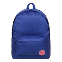 Roxy Sugar Baby Solid Backpack Royal Blue