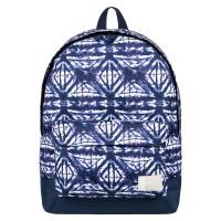 Roxy Sugar Baby Backpack Dress Blues Geometric Feeling