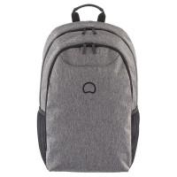 """Delsey Esplanade Laptop Backpack 15.6"""" Anthracite"""