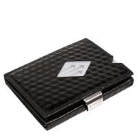 Exentri Wallet met RFID Bescherming Black Cube