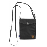 FjallRaven Pocket Schoudertas Dark Grey