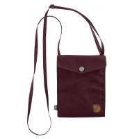 FjallRaven Pocket Schoudertas Dark Garnet