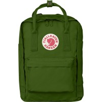 "FjallRaven Kanken Laptop 13"" Rugzak Leaf Green"