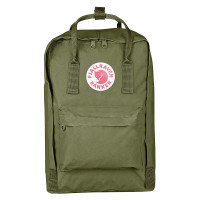 "FjallRaven Kanken Laptop 15"" Rugzak Green"