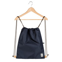 The Pack Society The Gymsack Rugzak Solid Midnight Blue
