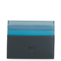 Mywalit Double Sided Credit Card Holder Black Grey