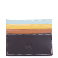 Mywalit Double Sided Credit Card Holder Mocha