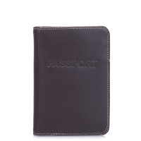 Mywalit Passport Cover Mocha