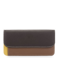 Mywalit Simple Flapover Purse/Wallet Portemonnee Mocha