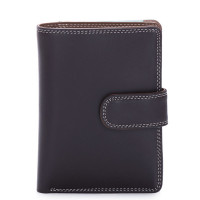 Mywalit Medium Snap Wallet Portemonnee Mocha