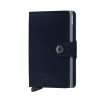 Secrid Mini Wallet Portemonnee Rango Blue Titanium