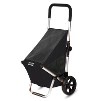 Playmarket Go Fun Shoppingtrolley Black