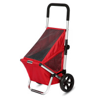 Playmarket Go Fun Shoppingtrolley Red